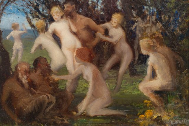 Eduard Veith Nymphen kl