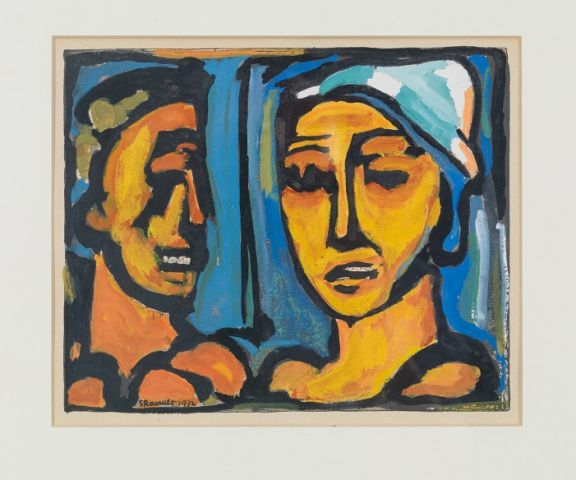 Georges Rouault Clowns