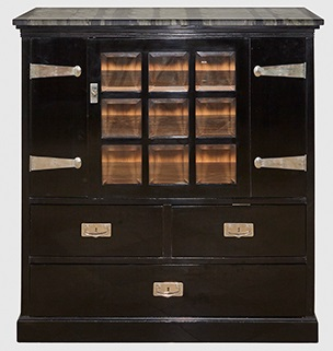Furniture Susanne Bauer Viennese Jugendstil Antique And Art Trade